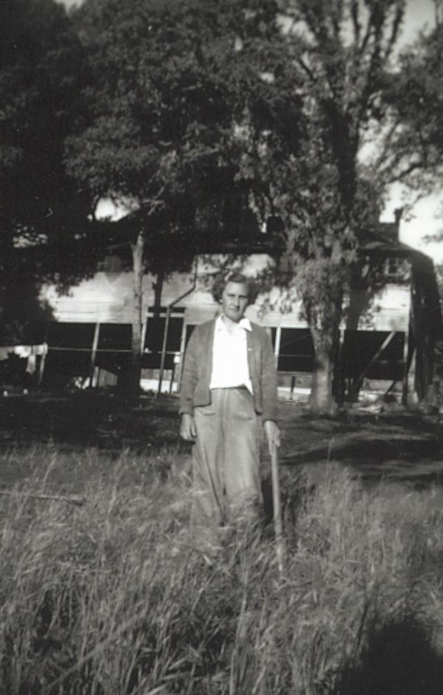 358 Noni McCullough's Mother 1942 Zayante